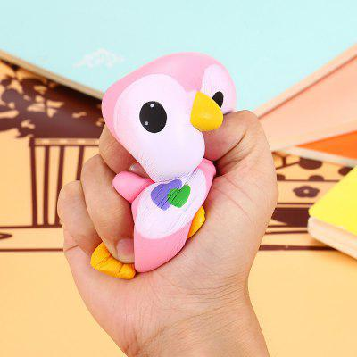 Cute Slow Rebound Squishy Penguin ToySquishy toys<br>Cute Slow Rebound Squishy Penguin Toy<br><br>Color: Pink<br>Materials: PU<br>Package Content: 1 x Squishy Toy<br>Package Dimension: 13.00 x 9.00 x 10.00 cm / 5.12 x 3.54 x 3.94 inches<br>Package Weights: 0.0560 kg<br>Pattern Type: Animal<br>Product Dimension: 11.50 x 7.00 x 8.00 cm / 4.53 x 2.76 x 3.15 inches<br>Product Weights: 0.0510 kg<br>Products Type: Squishy Toy