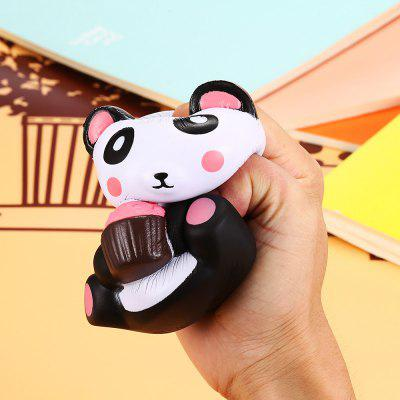 Cartoon Dessert Panda PU Foam Squishy ToySquishy toys<br>Cartoon Dessert Panda PU Foam Squishy Toy<br><br>Materials: PU<br>Package Content: 1 x Squishy Toy<br>Package Dimension: 13.00 x 9.00 x 9.00 cm / 5.12 x 3.54 x 3.54 inches<br>Package Weights: 80g<br>Pattern Type: Animal<br>Product Dimension: 12.00 x 7.00 x 7.00 cm / 4.72 x 2.76 x 2.76 inches<br>Product Weights: 55g<br>Products Type: Squishy Toy<br>Use: Home Decoration, Art &amp; Collectible