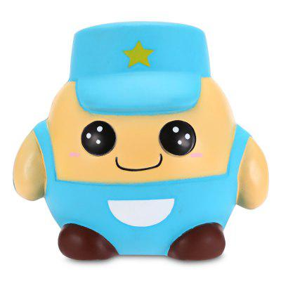 Cute Cartoon Soldier Soft PU Foam Squishy ToySquishy toys<br>Cute Cartoon Soldier Soft PU Foam Squishy Toy<br><br>Color: Blue<br>Materials: PU<br>Package Content: 1 x Squishy Toy<br>Package Dimension: 13.00 x 12.00 x 13.00 cm / 5.12 x 4.72 x 5.12 inches<br>Package Weights: 75g<br>Pattern Type: Cartoon Character<br>Product Dimension: 11.00 x 10.00 x 11.00 cm / 4.33 x 3.94 x 4.33 inches<br>Product Weights: 50g<br>Products Type: Squishy Toy<br>Use: Home Decoration, Art &amp; Collectible