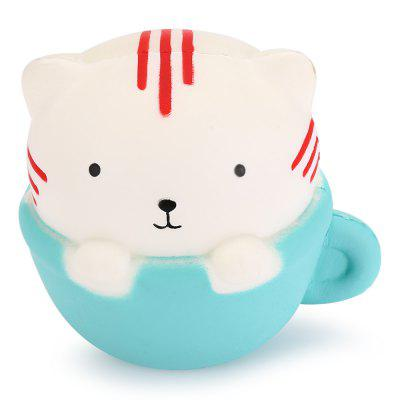 Cute Slow Rebound Squishy Circular Cup Cat ToySquishy toys<br>Cute Slow Rebound Squishy Circular Cup Cat Toy<br><br>Materials: PU<br>Package Content: 1 x Squishy Toy<br>Package Dimension: 9.00 x 10.00 x 11.00 cm / 3.54 x 3.94 x 4.33 inches<br>Package Weights: 0.0600 kg<br>Pattern Type: Animal<br>Product Dimension: 7.00 x 8.00 x 9.00 cm / 2.76 x 3.15 x 3.54 inches<br>Product Weights: 0.0540 kg<br>Products Type: Squishy Toy