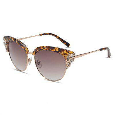 Fashion Style Cat Eye Unisex Sunglasses