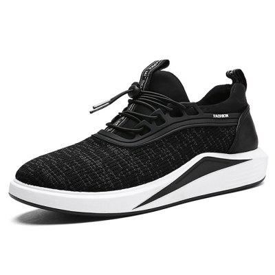 Male Athletic Slip Resistance Lace Up Knitted SneakersMen's Sneakers<br>Male Athletic Slip Resistance Lace Up Knitted Sneakers<br><br>Closure Type: Lace-Up, Lace-Up<br>Contents: 1 x Pair of Shoes, 1 x Pair of Shoes<br>Decoration: Weave, Weave<br>Function: Slip Resistant, Slip Resistant<br>Materials: Rubber, Fabric, Woven Fabric<br>Occasion: Outdoor Clothing, Sports, Casual, Daily<br>Outsole Material: Rubber, Rubber<br>Package Size ( L x W x H ): 33.00 x 24.00 x 13.00 cm / 12.99 x 9.45 x 5.12 inches, 33.00 x 24.00 x 13.00 cm / 12.99 x 9.45 x 5.12 inches<br>Package Weights: 0.82kg, 0.82kg<br>Seasons: Autumn,Spring<br>Style: Casual, Leisure, Comfortable, Leisure, Comfortable<br>Toe Shape: Round Toe, Round Toe<br>Type: Sports Shoes<br>Upper Material: Cotton Fabric,Woven Fabric, Cotton Fabric,Woven Fabric