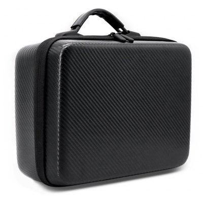 TELESIN Waterproof PU Leather Drone Carrying Case