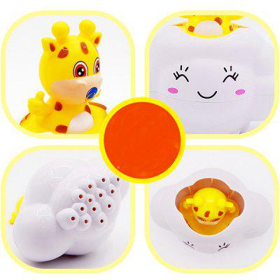 Baby Charming Bath Toy of Cute Rain CloudPretend Play<br>Baby Charming Bath Toy of Cute Rain Cloud<br><br>Age: 3 Years+<br>Applicable gender: Unisex<br>Design Style: Other<br>Features: Others<br>Material: ABS<br>Package Contents: 1 x Water Toy<br>Package size (L x W x H): 17.00 x 5.50 x 24.00 cm / 6.69 x 2.17 x 9.45 inches<br>Package weight: 0.1500 kg<br>Product size (L x W x H): 12.50 x 8.00 x 14.50 cm / 4.92 x 3.15 x 5.71 inches<br>Product weight: 0.1200 kg<br>Small Parts : No<br>Type: Water Toys<br>Washing: Yes