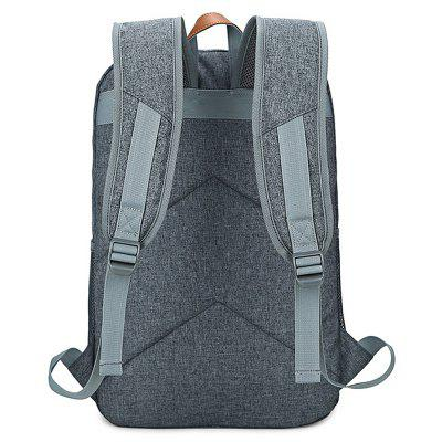 Large Capacity Oxford Travel Leisure Shoulder BagBackpacks<br>Large Capacity Oxford Travel Leisure Shoulder Bag<br><br>Features: Wearable<br>Gender: Men<br>Package Size(L x W x H): 48.00 x 32.00 x 4.00 cm / 18.9 x 12.6 x 1.57 inches<br>Package weight: 0.6700 kg<br>Packing List: 1 x Bag<br>Product Size(L x W x H): 46.00 x 31.00 x 15.00 cm / 18.11 x 12.2 x 5.91 inches<br>Product weight: 0.6000 kg<br>Style: Fashion<br>Type: Shoulder bag
