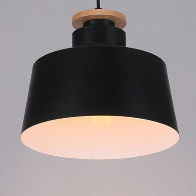 E27 Simple Round Nordic Style Pendant Light 220V