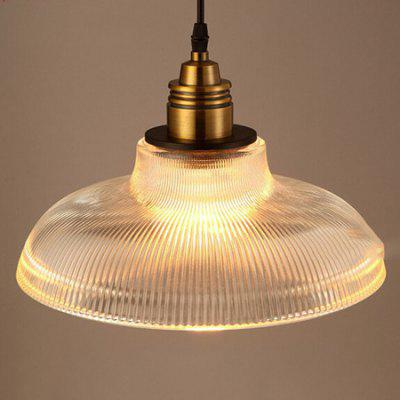 E27 Creative Industrial Retro Pendant Light 220V