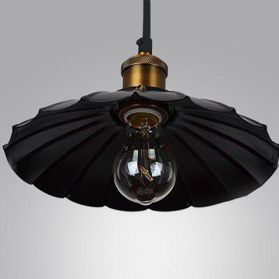 E27 American Style Umbrella Shape Pendant Light 220V