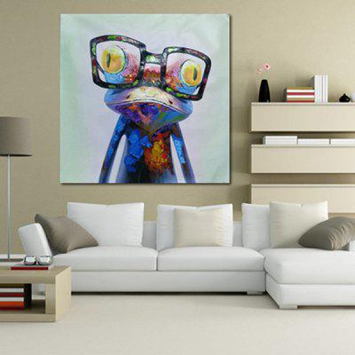 Canvas Print Painting Frog Pattern Home Decoration
