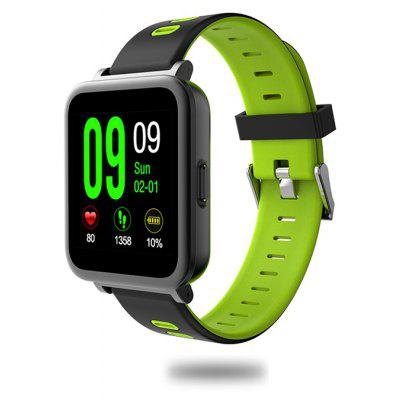 SN 10 Smartwatch Sedentary Reminder Heart Rate Monitor