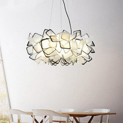 E14 8 Branches Creative Gorgeous Pendant Lamp 220V