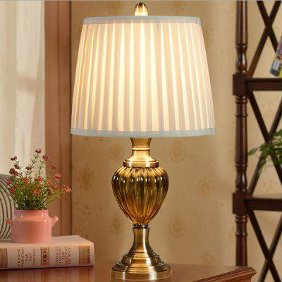Retro Luxury Cozy Table Light 220V