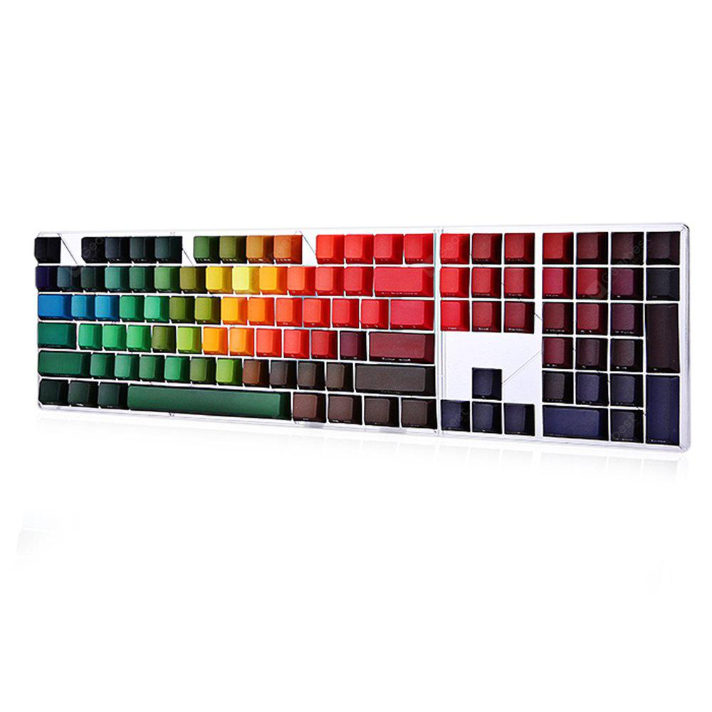 Side Printed PBT Keycap Set Cherry Height 108 in 1
