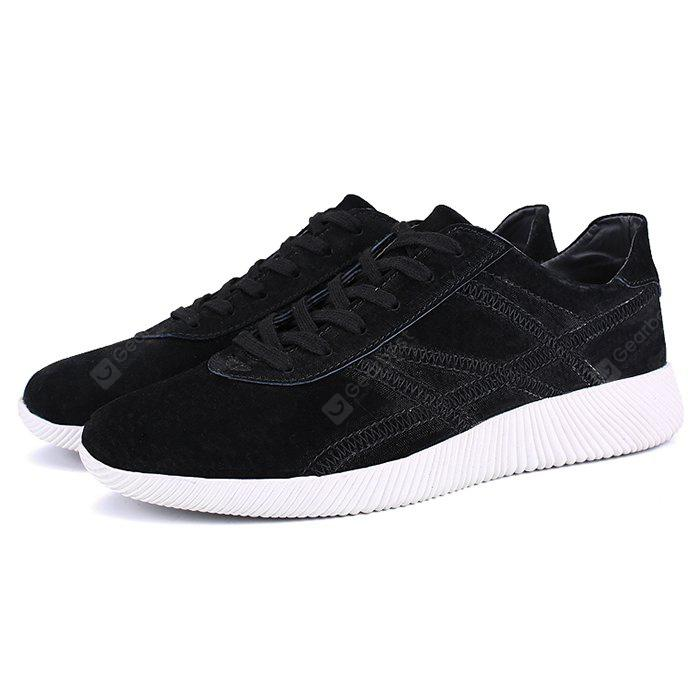 Male Casual Athletic Outdoor Lace Up Sports Sneakers