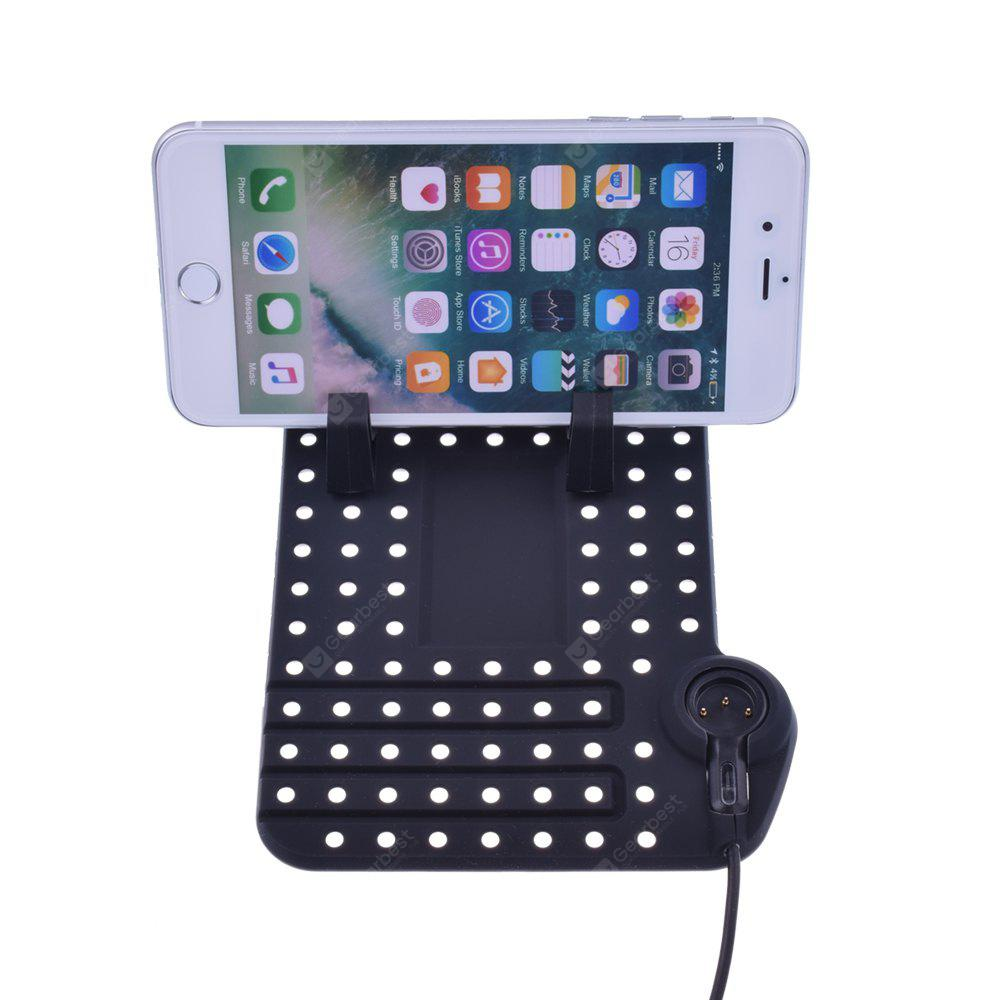 Car Dashboard Anti-skid Pad Magnetic Phone Charging Holder