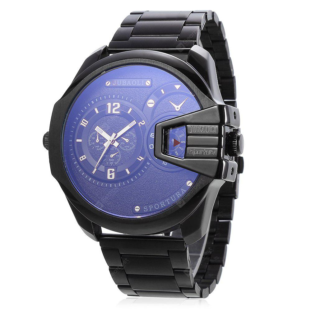 JUBAOLI G - 9905 2 Movt Quartz Watch Uomo