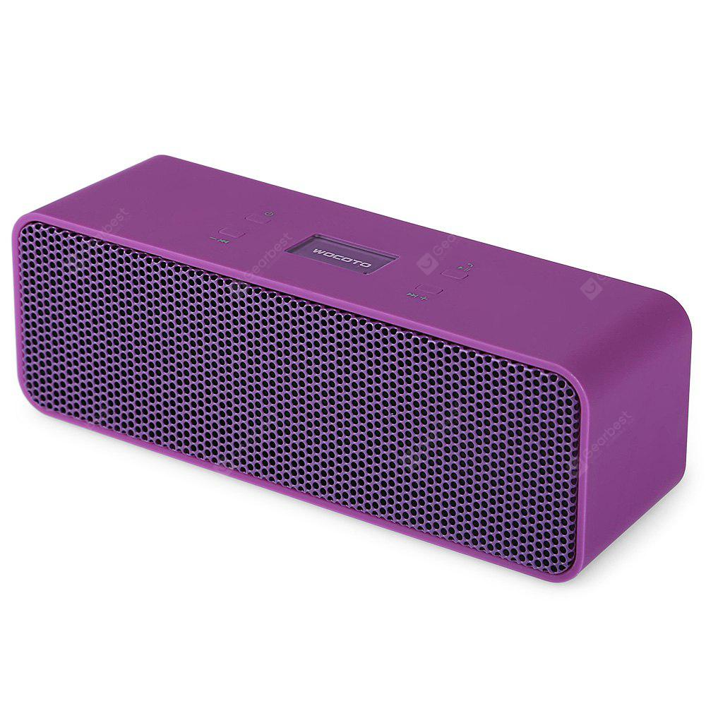 Wocoto SP - 21BT Mini Portable Wireless Bluetooth Speaker