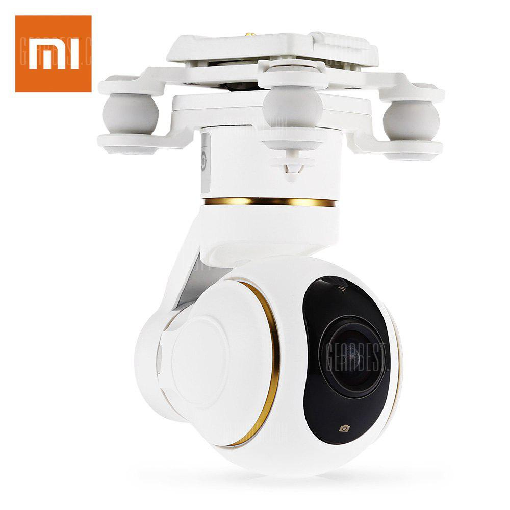 Original Xiaomi 3-axis Stabilization Camera Gimbal - WHITE