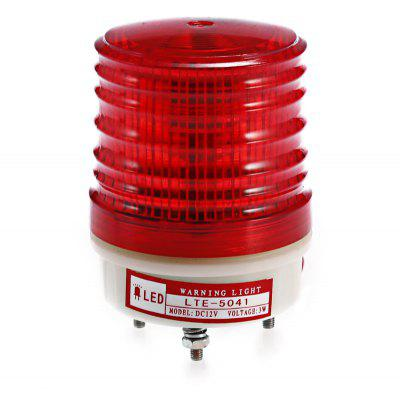 LTE - 5041 Flash Warning Light 12V