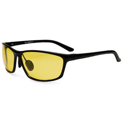 2179 Night Vision Half-frame Polarized Lens Cycling GlassesCycling Sunglasses<br>2179 Night Vision Half-frame Polarized Lens Cycling Glasses<br><br>Features: Anti-UV, Night Vision, Polarized lens, UV400<br>Gender: Men<br>Lens material: Resin<br>Package Contents: 1 X Glasses, 1 x Box<br>Package Size(L x W x H): 17.00 x 8.00 x 9.00 cm / 6.69 x 3.15 x 3.54 inches<br>Package weight: 0.1430 kg<br>Product Size(L x W x H): 13.80 x 4.20 x 5.50 cm / 5.43 x 1.65 x 2.17 inches<br>Product weight: 0.0250 kg<br>Suitable for: Mountaineering, Camping, Cycling, Hiking, Traveling<br>Type: Goggle