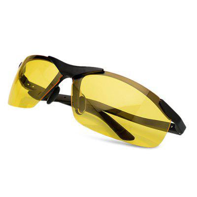 6806 Night Vision Polarized Lens Driving Cycling GlassesCycling Sunglasses<br>6806 Night Vision Polarized Lens Driving Cycling Glasses<br><br>Features: Anti-UV, Night Vision, Polarized lens, UV400<br>Gender: Men<br>Lens material: Resin<br>Package Contents: 1 X Glasses, 1 x Box<br>Package Size(L x W x H): 17.00 x 8.00 x 9.00 cm / 6.69 x 3.15 x 3.54 inches<br>Package weight: 0.1420 kg<br>Product Size(L x W x H): 13.70 x 4.00 x 5.50 cm / 5.39 x 1.57 x 2.17 inches<br>Product weight: 0.0240 kg<br>Suitable for: Mountaineering, Camping, Cycling, Hiking, Traveling<br>Type: Goggle
