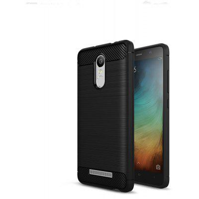 Luanke Brushed Finish Back Case for Xiaomi Redmi Note 3