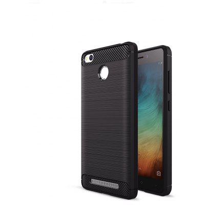 Luanke Brushed Finish Back Case do Xiaomi Redmi 3 / 3S