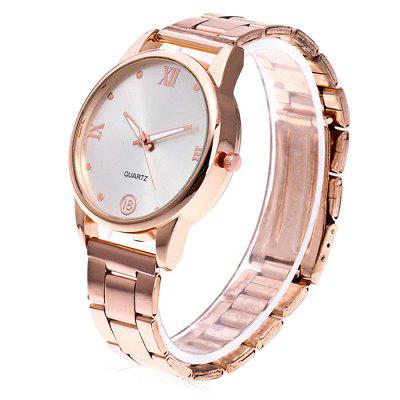 Unisex Fashionable Luxury Style Steel Band Wrist WatchUnisex Watches<br>Unisex Fashionable Luxury Style Steel Band Wrist Watch<br><br>Band material: Steel<br>Band size: 24.5 x 2cm<br>Case material: Steel<br>Clasp type: Butterfly clasp<br>Dial size: 3.5 x 3.5 x 1cm<br>Display type: Analog<br>Movement type: Quartz watch<br>Package Contents: 1 x Watch, 1 x Box<br>Package size (L x W x H): 8.00 x 7.50 x 5.50 cm / 3.15 x 2.95 x 2.17 inches<br>Package weight: 0.1000 kg<br>People: Unisex table<br>Product size (L x W x H): 24.50 x 3.50 x 1.00 cm / 9.65 x 1.38 x 0.39 inches<br>Product weight: 0.0500 kg<br>Shape of the dial: Round<br>Watch mirror: Acrylic<br>Watch style: Fashion