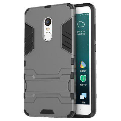 Luanke Two-in-one Protective Back Case with Stand Function for Xiaomi Redmi Note 4