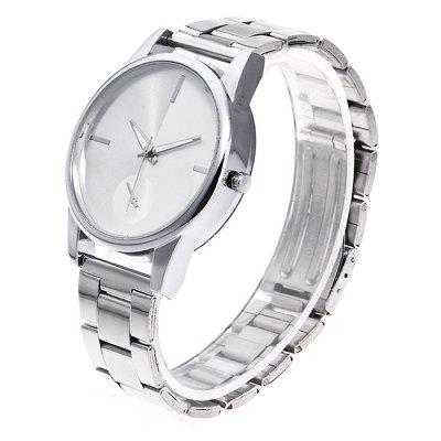 Women Vogue Simple Steel Band Wrist WatchWomens Watches<br>Women Vogue Simple Steel Band Wrist Watch<br><br>Band material: Steel<br>Band size: 24.5 x 2cm<br>Case material: Steel<br>Clasp type: Butterfly clasp<br>Dial size: 3.5 x 3.5 x 1cm<br>Display type: Analog<br>Movement type: Quartz watch<br>Package Contents: 1 x Watch, 1 x Box<br>Package size (L x W x H): 8.00 x 7.50 x 5.50 cm / 3.15 x 2.95 x 2.17 inches<br>Package weight: 0.1000 kg<br>Product size (L x W x H): 24.50 x 3.50 x 1.00 cm / 9.65 x 1.38 x 0.39 inches<br>Product weight: 0.0500 kg<br>Shape of the dial: Round<br>Watch mirror: Acrylic<br>Watch style: Fashion<br>Watches categories: Women<br>Water resistance : No