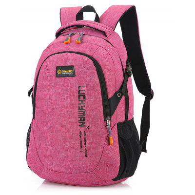 Buy SANGRIA Leisure Durable Laptop Computer Men Backpack for $21.20 in GearBest store