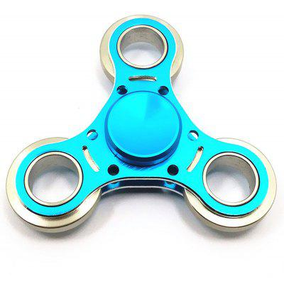 Smiley Face Fidget Tri-spinner