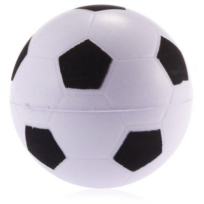 Realistic Football PU Foam Jumbo Squishy Toy Model