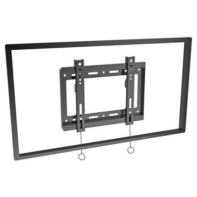 PL 5020S Flat TV Wall Mount Bracket 14 - 32 inch HolderTV Wall Mount<br>PL 5020S Flat TV Wall Mount Bracket 14 - 32 inch Holder<br><br>Color: Black<br>Material: Stainless Steel<br>Model: PL 5020S<br>Package Contents: 1 x Wall Mount Bracket<br>Package size (L x W x H): 29.50 x 22.00 x 5.00 cm / 11.61 x 8.66 x 1.97 inches<br>Package weight: 0.7900 kg<br>Product weight: 0.6500 kg
