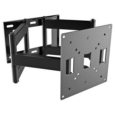 PL 5050L Flat TV Wall Mount Bracket 37 - 70 inch HolderTV Wall Mount<br>PL 5050L Flat TV Wall Mount Bracket 37 - 70 inch Holder<br><br>Color: Black<br>Material: Stainless Steel<br>Model: PL 5050L<br>Package Contents: 1 x Wall Mount Bracket<br>Package size (L x W x H): 65.50 x 42.00 x 7.20 cm / 25.79 x 16.54 x 2.83 inches<br>Package weight: 7.0300 kg<br>Product size (L x W x H): 64.30 x 40.00 x 5.00 cm / 25.31 x 15.75 x 1.97 inches<br>Product weight: 6.2500 kg