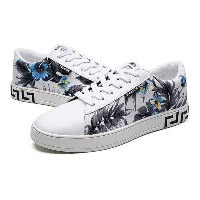 Male Lace Up Slip Resistance Fabric Pattern Leisure ShoesCasual Shoes<br>Male Lace Up Slip Resistance Fabric Pattern Leisure Shoes<br><br>Closure Type: Lace-Up<br>Contents: 1 x Pair of Shoes<br>Function: Slip Resistant<br>Materials: Rubber, Fabric<br>Occasion: Shopping, Holiday, Daily, Casual<br>Outsole Material: Rubber<br>Package Size ( L x W x H ): 33.00 x 22.00 x 11.00 cm / 12.99 x 8.66 x 4.33 inches<br>Package Weights: 0.77kg<br>Pattern Type: Floral<br>Seasons: Autumn,Spring<br>Style: Modern, Leisure, Fashion, Comfortable, Casual<br>Toe Shape: Round Toe<br>Type: Casual Shoes<br>Upper Material: Cotton Fabric