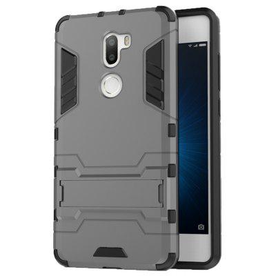 Luanke 2 in 1 Bracket Phone Back Cover for Xiaomi Mi 5S Plus