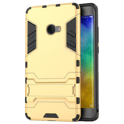 Luanke 2 in 1 Bracket Phone Cover for Xiaomi Redmi Note 2