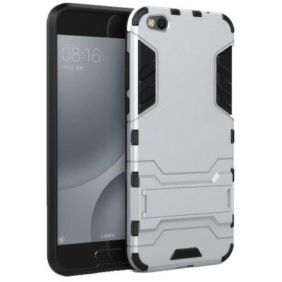 Luanke Two-in-one Protective Back Case with Stand Function for Xiaomi Mi 5C