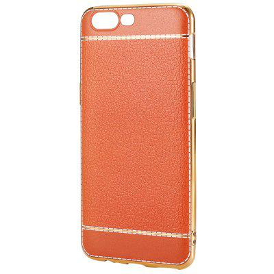 Luanke Electroplating TPU Phone Case for OnePlus 5Cases &amp; Leather<br>Luanke Electroplating TPU Phone Case for OnePlus 5<br><br>Brand: Luanke<br>Compatible Model: OnePlus 5<br>Features: Anti-knock, Back Cover<br>Material: TPU<br>Package Contents: 1 x Phone Case<br>Package size (L x W x H): 21.00 x 13.00 x 1.90 cm / 8.27 x 5.12 x 0.75 inches<br>Package weight: 0.0400 kg<br>Product Size(L x W x H): 15.40 x 7.60 x 0.90 cm / 6.06 x 2.99 x 0.35 inches<br>Product weight: 0.0160 kg<br>Style: Cool, Contrast Color, Pattern, Modern