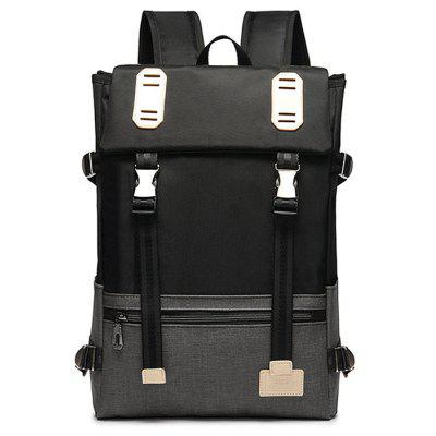 Korean Style Oxford Cloth Travel Backpack