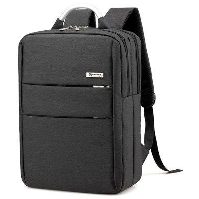 Buy BLACK Leisure Laptop Computer Backpack for $20.62 in GearBest store