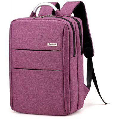 Buy PURPLE Leisure Laptop Computer Backpack for $20.62 in GearBest store
