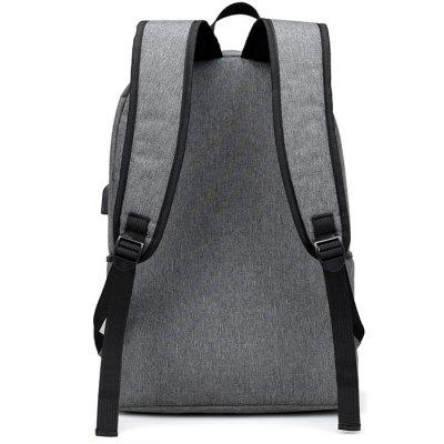 Leisure Durable Computer BackpackBackpacks<br>Leisure Durable Computer Backpack<br><br>Closure Type: Zip<br>Features: Wearable<br>Gender: Men<br>Material: Oxford Fabric<br>Package Size(L x W x H): 46.00 x 33.00 x 5.00 cm / 18.11 x 12.99 x 1.97 inches<br>Package weight: 0.5600 kg<br>Packing List: 1 x Backpack<br>Product weight: 0.5200 kg<br>Style: Fashion, Casual<br>Type: Backpacks