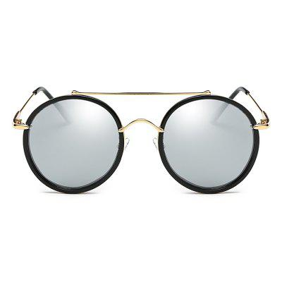 Fashion Round Rims Unisex SunglassesStylish Sunglasses<br>Fashion Round Rims Unisex Sunglasses<br><br>Frame material: Metal, Plastic<br>Gender: For Unisex<br>Lens material: Resin<br>Package Contents: 1 x Sunglasses<br>Package size (L x W x H): 16.00 x 7.00 x 8.00 cm / 6.3 x 2.76 x 3.15 inches<br>Package weight: 0.0550 kg<br>Product weight: 0.0300 kg