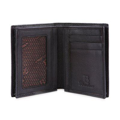 Banlear Solid Color Men Letter Bifold WalletWallets<br>Banlear Solid Color Men Letter Bifold Wallet<br><br>Brand: Banlear<br>Features: Moistureproof<br>For: Daily Use<br>Gender: Men<br>Material: Genuine Leather<br>Package Size(L x W x H): 10.50 x 12.50 x 3.00 cm / 4.13 x 4.92 x 1.18 inches<br>Package weight: 0.0800 kg<br>Packing List: 1 x Wallet<br>Product Size(L x W x H): 9.50 x 11.50 x 2.00 cm / 3.74 x 4.53 x 0.79 inches<br>Product weight: 0.0580 kg<br>Style: Fashion, Casual<br>Type: Bi-fold