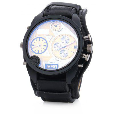 Orologio JUBAOLI 4020 Cool Quartz Men