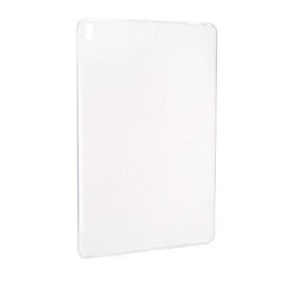 Transparent TPU Soft Tablet Cover Case for iPad Pro 10.5 inchiPad Cases/Covers<br>Transparent TPU Soft Tablet Cover Case for iPad Pro 10.5 inch<br><br>Compatible for Apple: iPad Pro 10.5 inch<br>Features: Anti-knock, Back Cover<br>Material: TPU<br>Package Contents: 1 x Cover Case<br>Package size (L x W x H): 30.50 x 23.00 x 1.80 cm / 12.01 x 9.06 x 0.71 inches<br>Package weight: 0.1180 kg<br>Product size (L x W x H): 25.30 x 17.70 x 0.80 cm / 9.96 x 6.97 x 0.31 inches<br>Product weight: 0.0850 kg<br>Style: Modern, Transparent