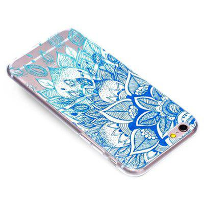 Blue Leaf Pattern Phone Cover Case for iPhone 6 / 6SiPhone Cases/Covers<br>Blue Leaf Pattern Phone Cover Case for iPhone 6 / 6S<br><br>Features: Anti-knock, Dirt-resistant<br>Material: TPU<br>Package Contents: 1 x Case, 1 x Case<br>Package size (L x W x H): 21.50 x 13.00 x 2.00 cm / 8.46 x 5.12 x 0.79 inches, 21.50 x 13.00 x 2.00 cm / 8.46 x 5.12 x 0.79 inches<br>Package weight: 0.0600 kg, 0.0600 kg<br>Product size (L x W x H): 14.00 x 7.00 x 0.90 cm / 5.51 x 2.76 x 0.35 inches, 14.00 x 7.00 x 0.90 cm / 5.51 x 2.76 x 0.35 inches<br>Product weight: 0.0200 kg, 0.0200 kg<br>Style: Modern, Modern