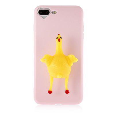 3D Solid Laying Egg TPU Soft Phone Case for iPhone 7 PlusiPhone Cases/Covers<br>3D Solid Laying Egg TPU Soft Phone Case for iPhone 7 Plus<br><br>Compatible for Apple: iPhone 7 Plus<br>Features: Anti-knock, Back Cover<br>Material: TPU<br>Package Contents: 1 x Phone Case, 1 x Phone Case<br>Package size (L x W x H): 25.00 x 17.00 x 5.30 cm / 9.84 x 6.69 x 2.09 inches, 25.00 x 17.00 x 5.30 cm / 9.84 x 6.69 x 2.09 inches<br>Package weight: 0.0750 kg<br>Product size (L x W x H): 16.00 x 8.00 x 4.30 cm / 6.3 x 3.15 x 1.69 inches<br>Product weight: 0.0050 kg<br>Style: Cartoon, Funny, Pattern, 3D Print, Cute
